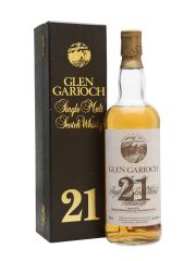 Glen Garioch 21 Year Old Bot.1980s