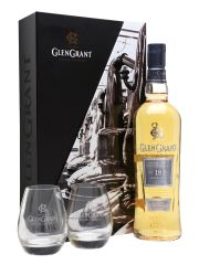 Glen Grant 18 Year Old Glass Pack