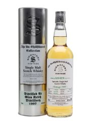 Glen Keith 1997 20 Year Old Signatory