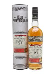Glen Keith 1996 21 Year Old Old Particular