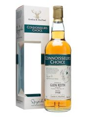 Glen Keith 1968 Bot.2008 Connoisseurs Choice