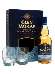 Glen Moray Peated Glass Set