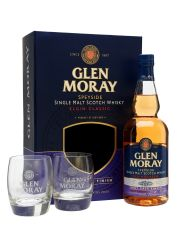 Glen Moray Port Cask Finish Glass Set