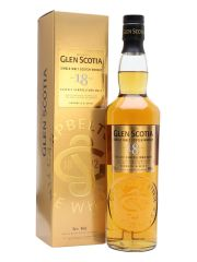 Glen Scotia 18 Year Old 2017 Release