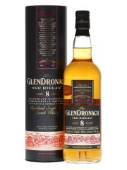 Glendronach 8 Year Old The Hielan