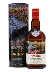 Glenfarclas Springs The Legend of Speyside