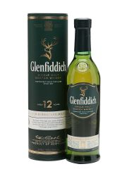 Glenfiddich 12 Year Old Small Bottle