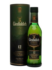 Glenfiddich 12 Year Old Half bottle