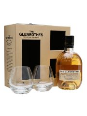 Glenrothes Bourbon Cask Glass Pack