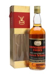 Glenugie 1963 16 Year Old Connoisseurs Choice