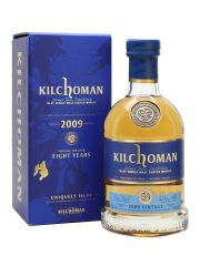 Kilchoman Vintage 2009 8 Year Old