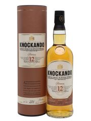 Knockando Season 2004 12 Year Old Bourbon Cask