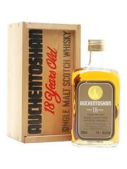 Auchentoshan 18 Year Old Bot.1980s