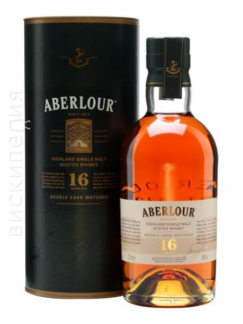 Aberlour 16 Year Old Double Cask Matured