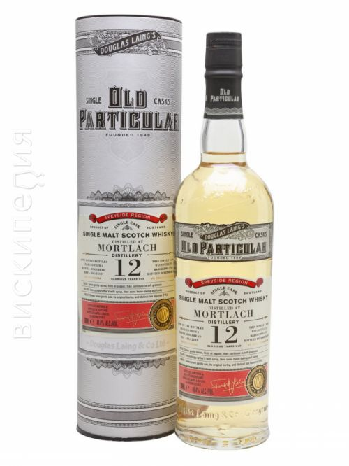 Mortlach 2005 12 Year Old Old Particular