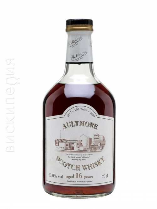 Aultmore 16 Year Old Centenary