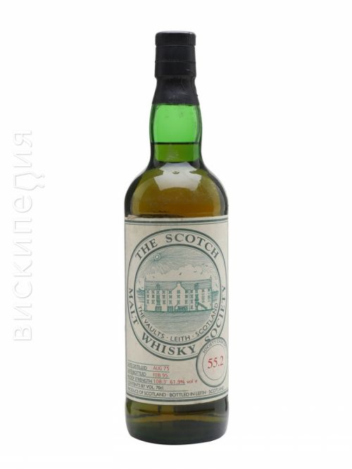 SMWS 55.2 1975 19 Year Old