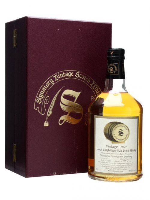 Springbank 1969 30 Year Old