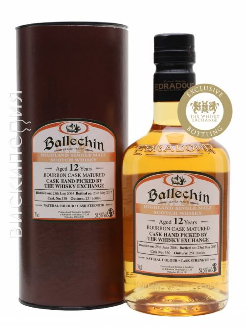 Ballechin 2004 12 Year Old Cask #330 TWE Exclusive