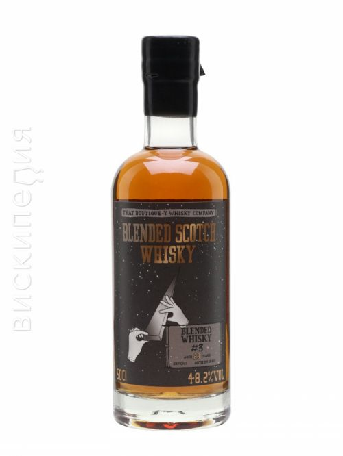 Blended Whisky #3 23 Year Old Batch 1 TBWC