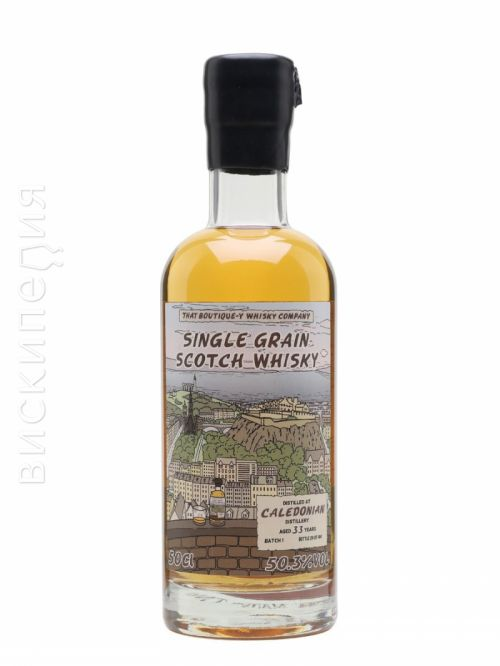 Caledonian 33 Year Old That Boutique-y Whisky Company