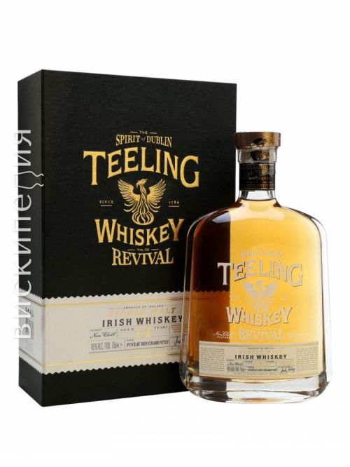 Teeling Revival 14 Year Old  Volume III