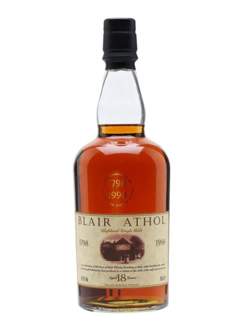 Blair Athol 18 Year Old Bicentenary Sherry Cask