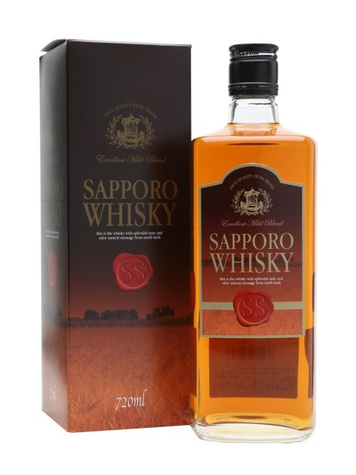 Sapporo Whisky SS