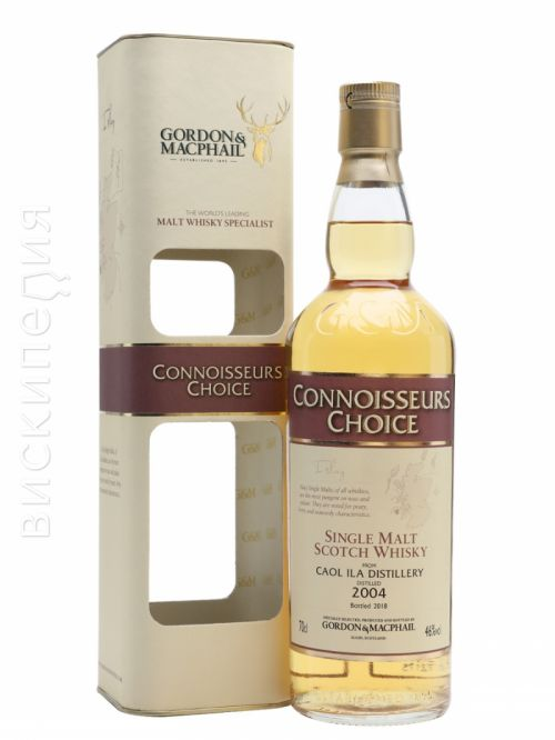 Caol Ila 2004 Bot.2018 Connoisseurs Choice