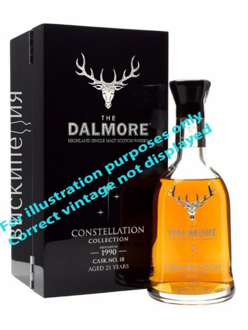 Dalmore Constellation 1981 30 Year Old Cask 3
