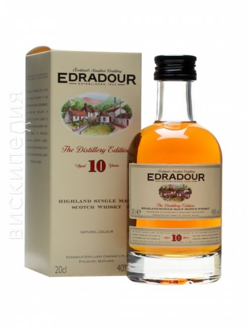 Edradour 10 Year Old Small Bottle