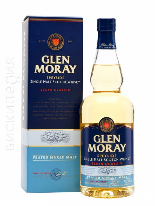 Glen Moray Peated