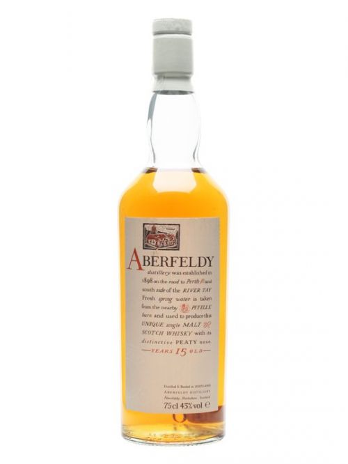 Aberfeldy 15 Year Old Bot.1980s