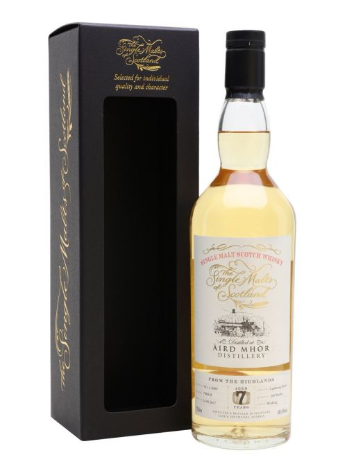 Aird Mhor 2009 7 Year Old Single Malts of Scotland