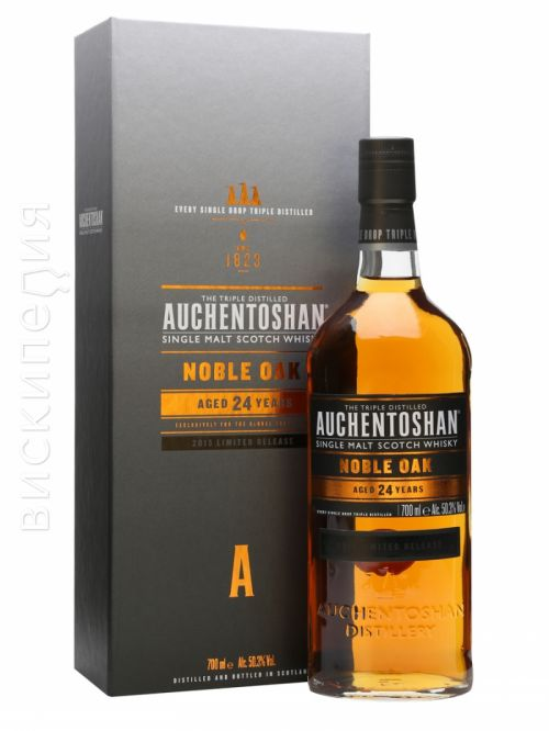 Auchentoshan Noble Oak 24 Year Old